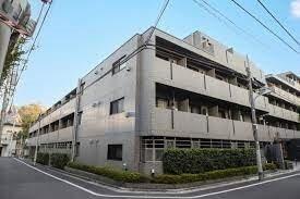 ルーブル早稲田弐番館(外観)
