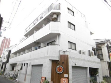 ライオンズマンション三軒茶屋第7(外観)
