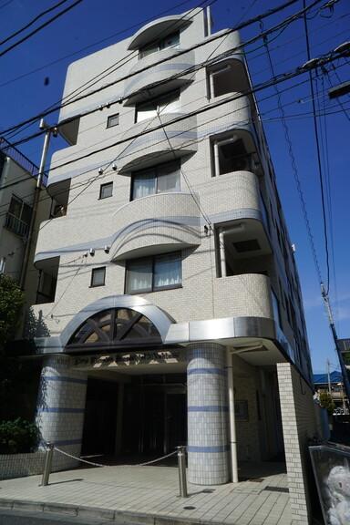 ライオンズマンション武蔵新城駅前