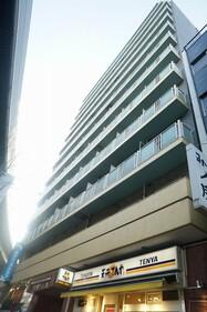 豊榮アルベルゴ上野(外観)