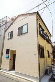 T's house(外観)