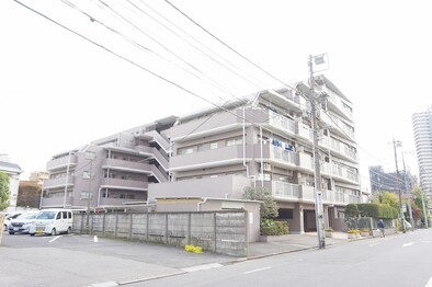 キャニオンマンション第2川口