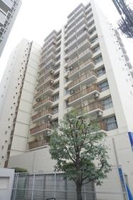 新大塚共同住宅(建物外観)