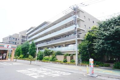 ルフォンソレイユ小平小川町(建物外観)