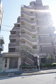 千川サニーコート(建物外観)