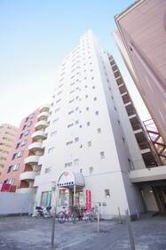 志村太陽ダイヤモンドマンション(外観写真)
