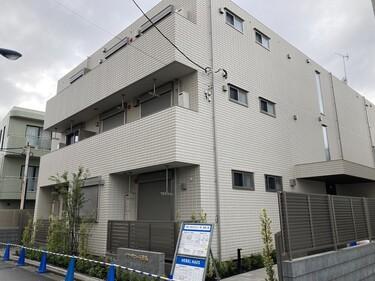 プラザコート駒込(外観)