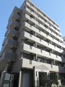 T&G四谷マンション(建物外観(エントランス側))