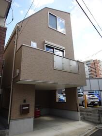 東京都新宿区高田馬場3丁目(外観)