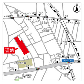 BLESS北新宿(外観)