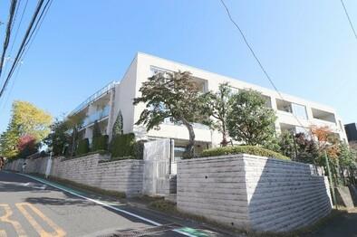 ディアナコート成城翠邸(外観)