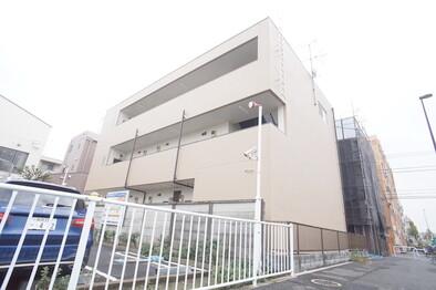 パークサイド上町( )