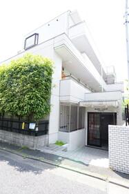メープルコート駒沢(外観)
