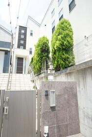 東京都目黒区柿の木坂1丁目(外観)