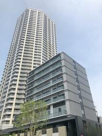 シティタワー武蔵小山 タワー棟(外観)