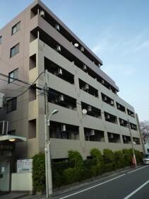 ボヌール都立大学弐番館(外観)