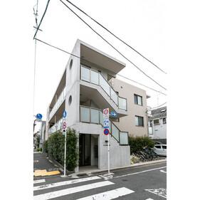 ヴェルデ柿の木坂(外観)