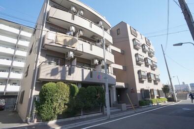 パールコート東大井(分譲マンション賃貸)