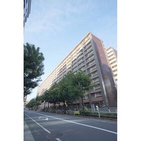 大森駅前住宅(外観)