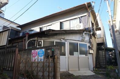 西大井荘(外観)