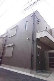 クレアコート西大井(外観)