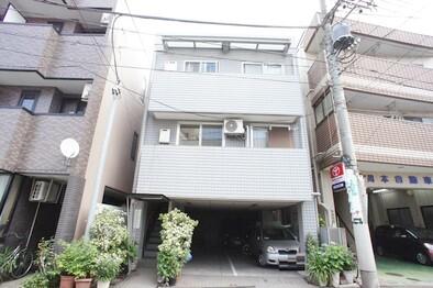コーポ橋本(西向き・角部屋)
