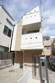 東京都大田区南蒲田2丁目(3LDK・3階建て戸建・全居室収納あり)