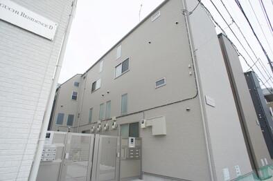 YAGUCHI RESIDENCE C棟(2018年1月竣工)