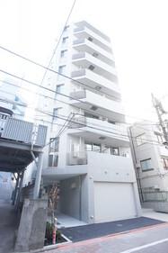 ユタカフォレスト西蒲田八丁目(新築8階建のマンション)