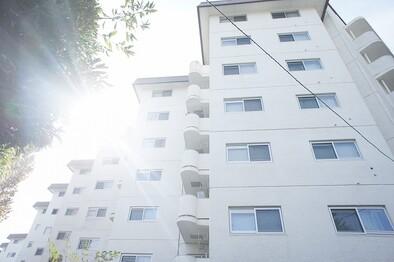 武蔵野グリーンタウンC棟(※前回募集時の写真です)