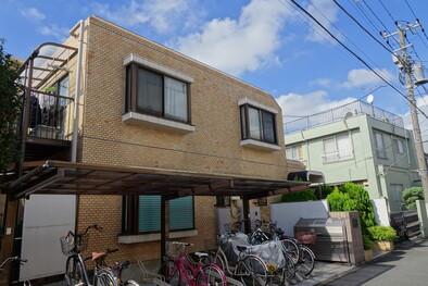 西荻ガーデンハウス(外観)