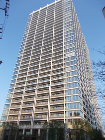 GLOBAL FRONT TOWER(外観)