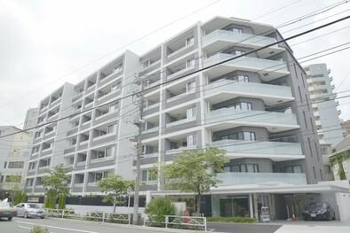 ジオ目黒(平成25年築の分譲マンション!共用施設も充実です!)