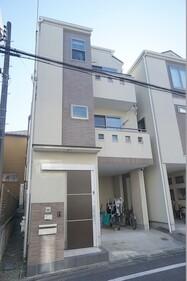 東京都品川区小山6丁目(西小山から徒歩3分、駐車場付です♪※自転車等備品は付属しません。)