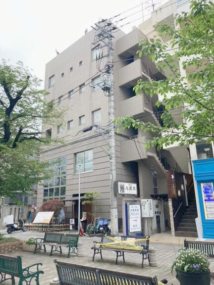 八沢川ビル