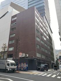 宇田川町ビルディング(外観)