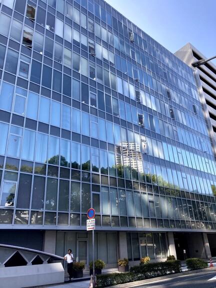 貿易ビル1階(外観)