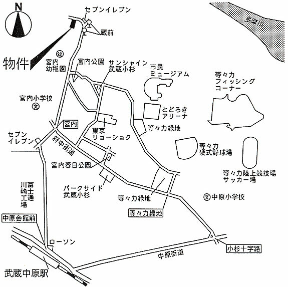 武蔵小杉グリーンコート