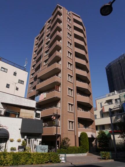 アイディーコート新宿西アルテ(外観)
