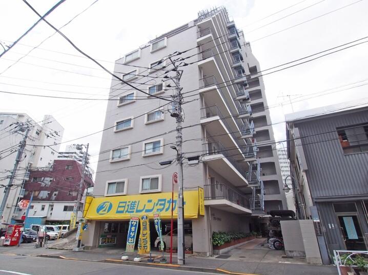 ニュー目黒フラワーマンション(外観)